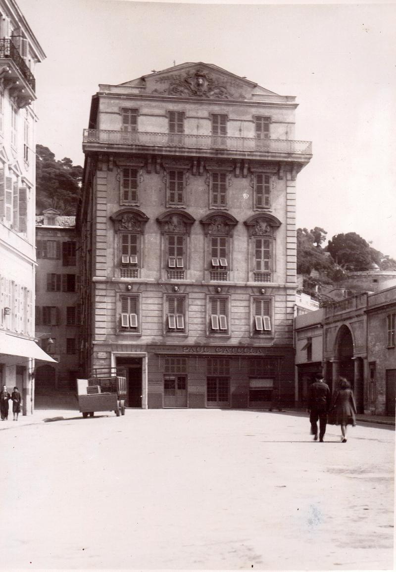 Palais Caïs de Pierlas
