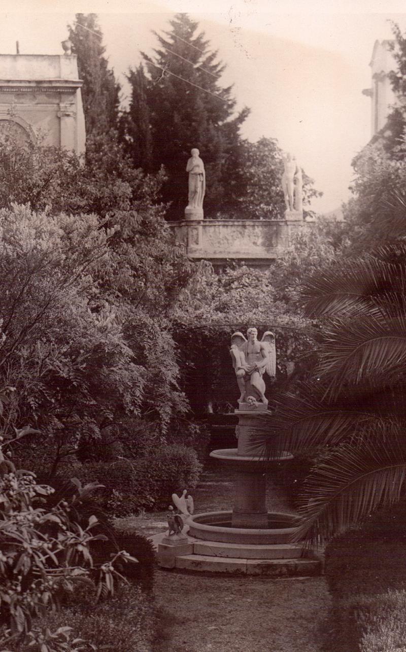 Jardins de la Villa Mendiguren